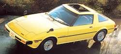 旧車・名車図鑑「MAZDA・サバンナRX7turbo」パート1
