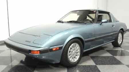 初代RX7