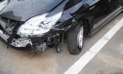 プリウスブレーキ効かないリコールも出ている、福岡タクシー事故はクルマの欠陥か?