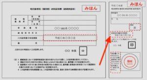 軽自動車納税証明書有効期限