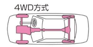 4DW方式